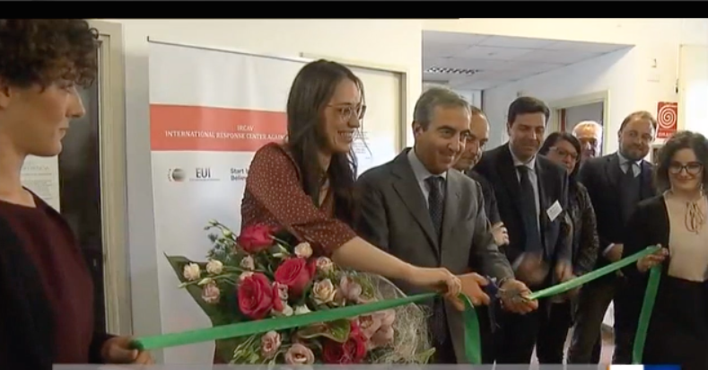 IRCAV Inaugurazione